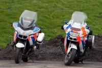 politie motoren