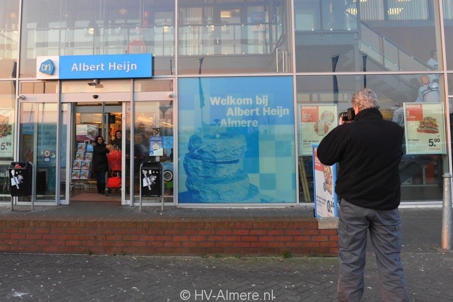 Albert Heijn in Tussen de Vaarten overvallen 2