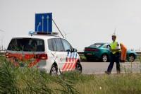 Vrouw gewond na botsing met vrachtwagen op A27 4