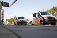 Brommerrijder gewond na aanrijding met politiebus (3)
