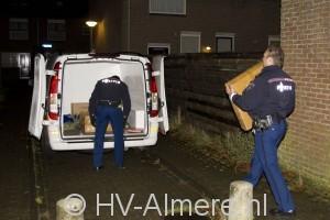 Politie vindt 700 kilo vuurwerk (3)