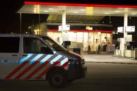 Gewapende overval op tankstation 1