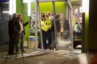Gewapende overvallers plegen ramkraak op supermarkt Seizoenenbuurt 6