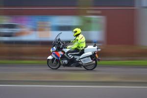 Grote politiecontrole in Almere Buiten 3