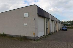 Hennepkwekerij ontmanteld aan de Dukdalfweg - JL_9521