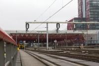 Verdachte koffers op treinstation centrum blijkt loos alarm (2)