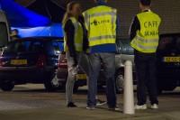 Politie doet inval bij café Arabica (5)