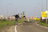 Schietpartij na ongeval Poortdreef (4)
