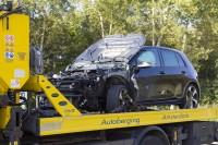 Schietpartij na ongeval Poortdreef (5)