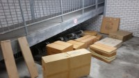 300 kilo illegaal vuurwerk in beslag genomen