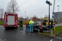 Twee gewonden bij aanrijding Evenaar - JvdL_3697