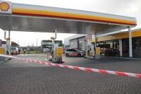 Gewapende overval tankstation Rotterdamweg 1