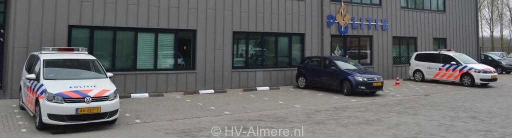 Politie blij met nieuw bureau in Almere Buiten 1 - JvdL_4499 - kopie