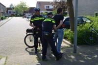 'Inbrekers' aangehouden tijdens oefening Almere-Buiten 3 - JvdL_6404