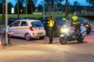 Controle op verkeer en criminaliteit in Almere Buiten-9