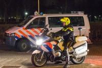 Politie Motor en busje