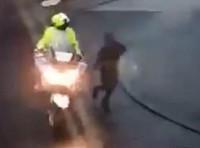 Politie start intern onderzoek naar motoragent