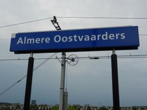 Station Almere Oostvaarders