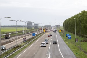 A27 minder overtredingen; toch meer controle