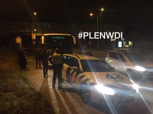 Chauffeurs NS-bussen bekeurd na negeren rode verkeerslichten