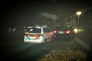 Bestuurder gestolen auto aangehouden na achtervolging - PA