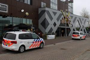 Casino overvallen in Almere Buiten, overvaller aangehouden-1