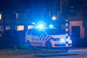 Politie zwaailichten