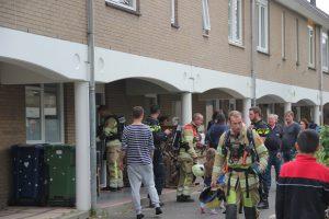 Brandmelding in woning Grote Wielenpad blijkt loos alarm