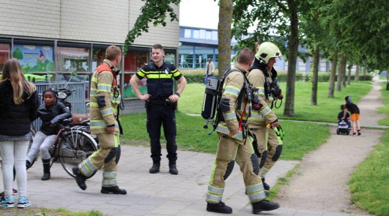 Stereotoren zorgt voor vreemde lucht in school Danswijk (2)