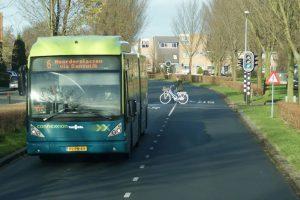 Bussen rijden weer door Kruidenwijk