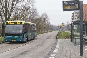 Connexxion stad bus almere parkwijk