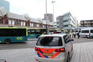 Wilde staking buschauffeurs na wederom vernieling van bus 2