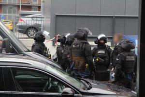 Arrestatieteam ingezet wegens verwarde man (6)