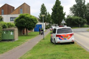 Man aangehouden na inbraak Literatuurwijk