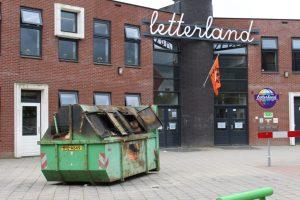 Containerbranden Literatuurwijk, politie zoekt getuigen