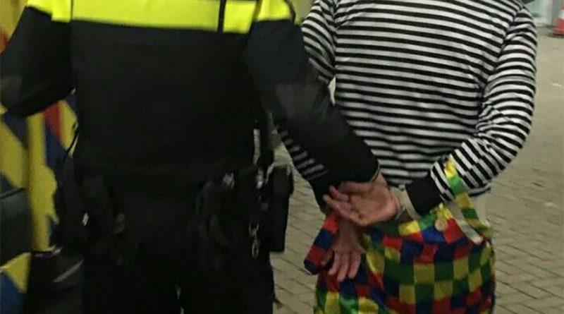 Opnieuw onrust door loser clowns 39 hv almere for Clown almere