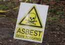 Bekeuring voor illegaal asbest verwijderen