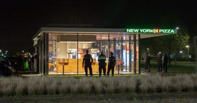 Man aangehouden voor overval op New York Pizza