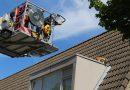 Kat van een dakkapel afgehaald in Muziekwijk