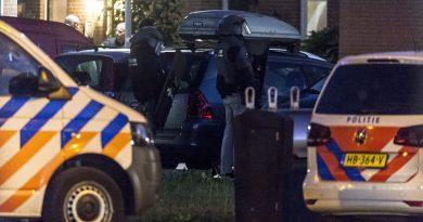 Twee arrestatieteams ingezet na schietpartij in de Werven