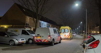 Gewapende overval op woning Panterweg