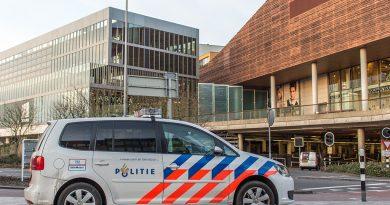 Gewapende overval op restaurant Belfortplein