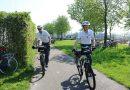 Eerste inzet Rode Kruis bike-team Flevoland
