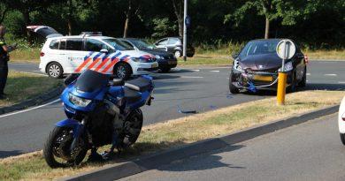 Twee ongevallen in Stad