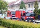 Brand in woning Rock and Rollstraat