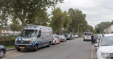 EOD stelt vuurwerkbom veilig bij woning Bouwmeesterbuurt