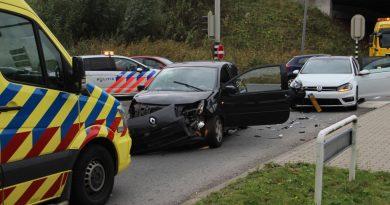 Schade bij ongeval Audioweg