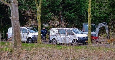 Menselijke resten gevonden bij graafwerkzaamheden Waterwijk