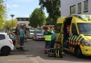 Persoon gewond bij incident Parkwijk