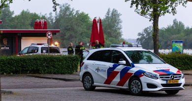 Politie onderzoekt melding van schoten in Havenkom